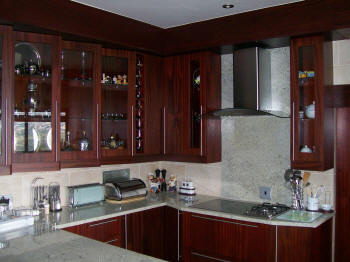 Our gallery kassavi constructionkassavi construction - Kitchen built in cupboards designs ...